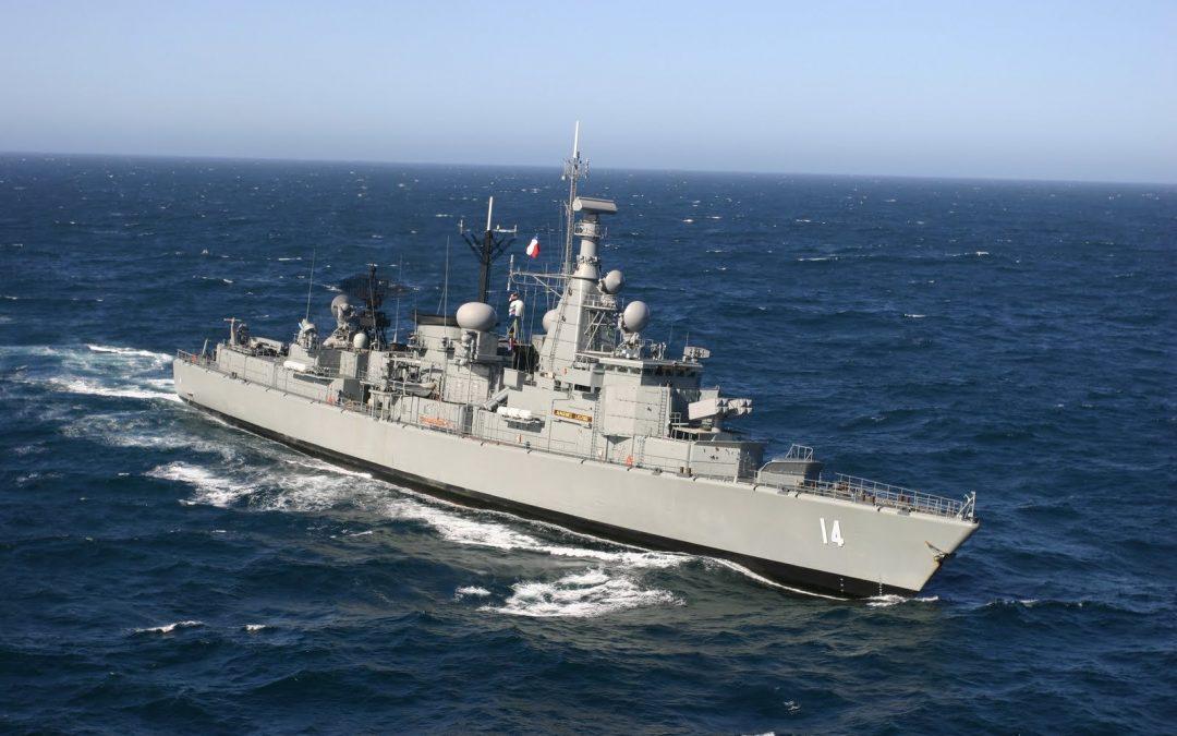 Almuerzo homenaje a la Armada de Chile