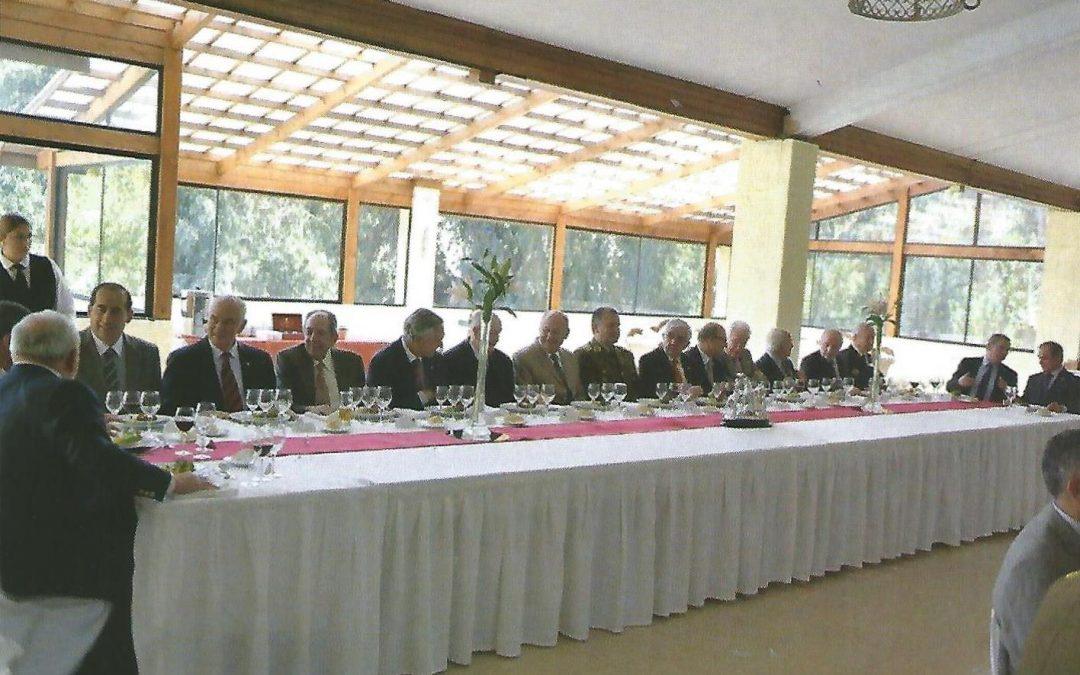 Almuerzo homenaje Carabineros de Chile