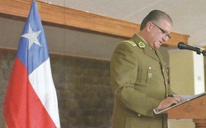 General Director Bruno Villalobos