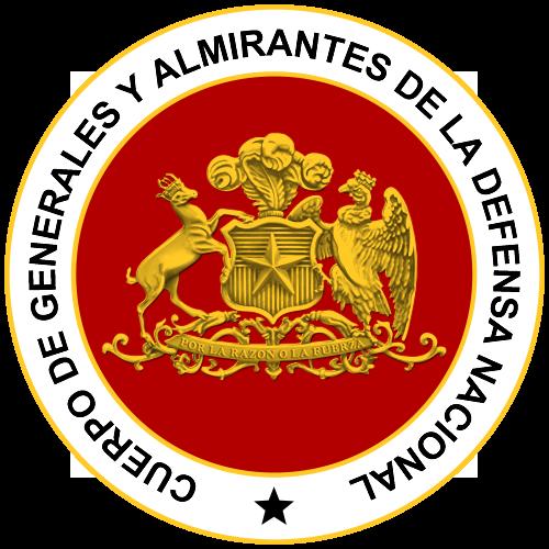 Cuerpo de Generales y Almirantes de la Defensa Nacional