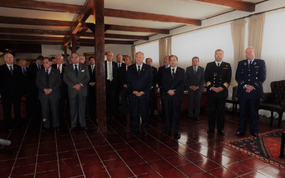 Celebración Aniversario Cuerpo de Generales  y Almirantes