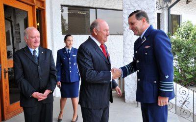 Homenaje a la Fuerza Aérea de Chile en su 89° Aniversario