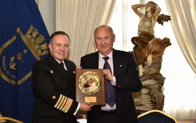 Homenaje a la Armada de Chile en su 201° Aniversario